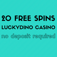 20 free spins luckydino casino