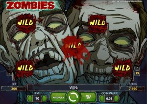 random wilds zombies