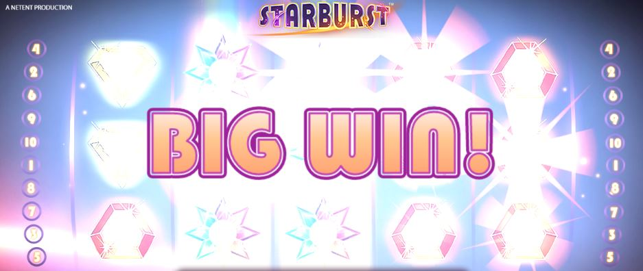 big win in starburst
