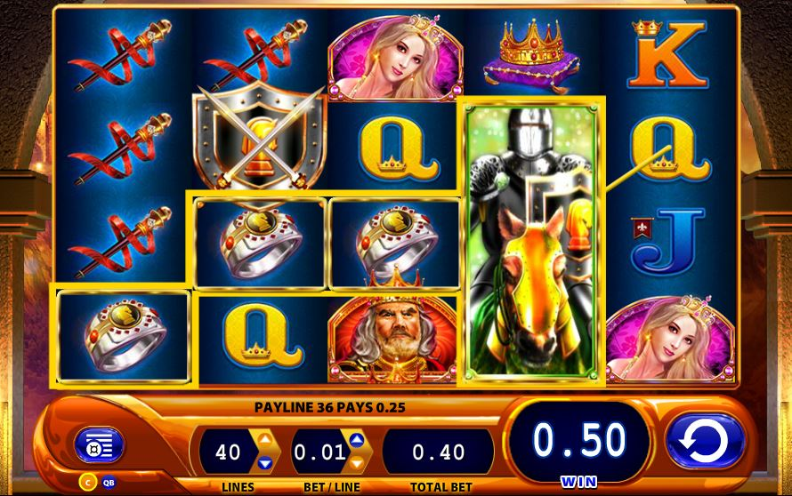 Black Knight Slots - Free Slot Machine Game - Play Now