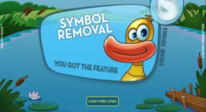 symbol removal scruffy duck
