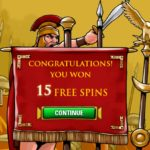 victorious freespins