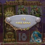 wild turkey free spins